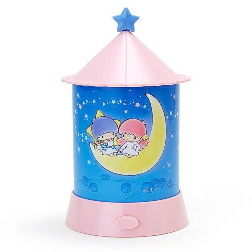 【震撼精品百貨】Little Twin Stars KiKi&LaLa 雙子星小天使~可愛房屋造型室內擺飾燈(月光小鎮)