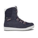 [LOWA] TALLINN GTX MID 女中筒保暖雪靴 海軍藍 (LW420590-6913)
