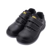 PERFIT 防潑水真皮鋼頭安全鞋 黑 152722128 男鞋