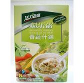 活力百匯~青蔬什錦糙米粥40公克×6包/盒