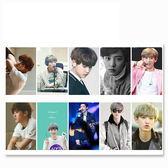 朴燦烈EXO 水晶卡貼貼紙 悠遊卡貼 高清照片貼紙(共10張)E612-C【玩之內】