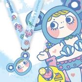 手機掛繩papapa制造局可愛手機掛繩掛脖個性卡通創意潮流吊繩短手繩女款 玩趣3C