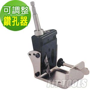 【良匠工具】斜口導孔器/可攜帶式多角度可調整鑽孔器