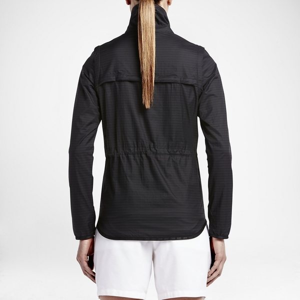 Nike Flight Convertible 輕量女子立領運動外套 黑 725691-010