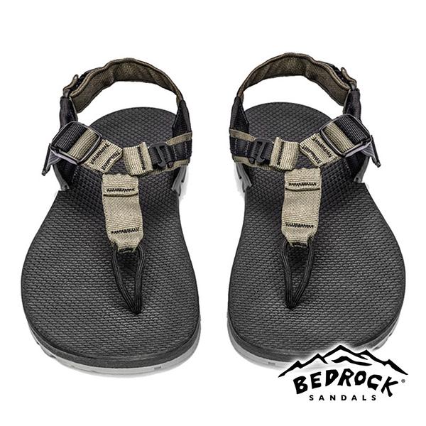 【BEDROCK】CAIRN PRO II 越野運動夾腳涼鞋『炭灰』CAIRNPRO 戶外.旅遊.健行.水陸鞋.綁帶涼鞋