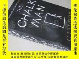 二手書博民逛書店The罕見Chalk Man【32開 英文原版】Y16472 C. J. Tudor Penguin ISBN