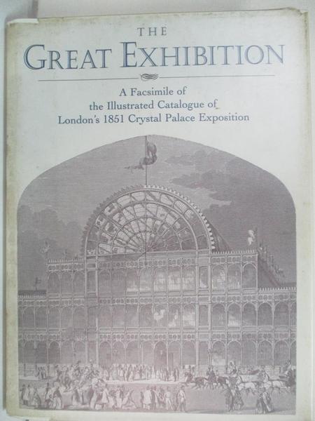 【書寶二手書T1/藝術_EO7】The Great Exhibition_Random House Value Publishing