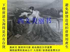 二手書博民逛書店【罕見】《 THE MAID OF NEIDPATH 》1836