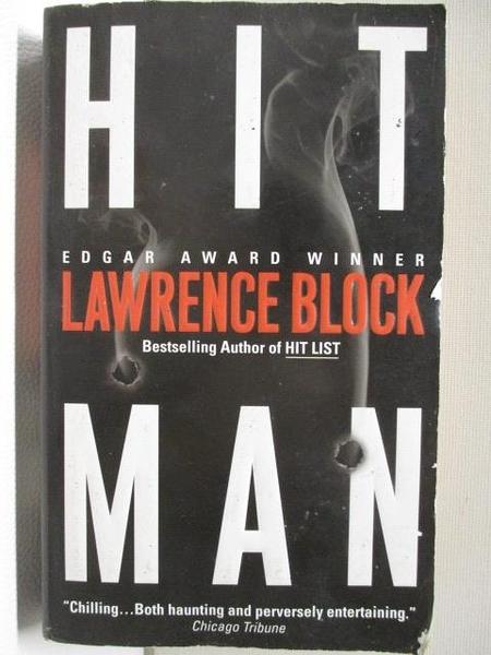 【書寶二手書T3/原文小說_CL9】HIT MAN_Lawrence Block