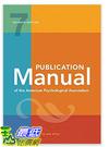 [8美國直購] 暢銷書 Publication Manual of the American Psychological Association Seventh Edition 143383216X