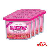 妙管家除濕劑盒裝400ml*4入*6/箱【愛買】