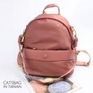 Catsbag|防潑水尼龍後背包肩背包 防盜包 雙拉鍊後背包G1902