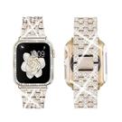 Supoix 錶帶 44mm ewelry Bling Diamond 適用 Apple Watch Series 5/4/3/2/1 多色 [9美國直購]