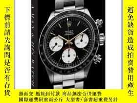 二手書博民逛書店A罕見Man and His Watch 男人和他的手錶 經典標