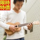 烏克麗麗ukulele-23吋斑馬木合板四弦琴樂器3款69x23[時尚巴黎]