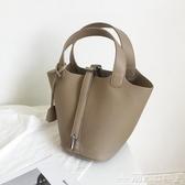 水桶包女2020新款手拎包時尚大容量手提子母包 新品上新