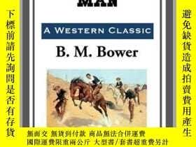 二手書博民逛書店The罕見Lookout ManY410016 B. M. Bower Start Publishing ..