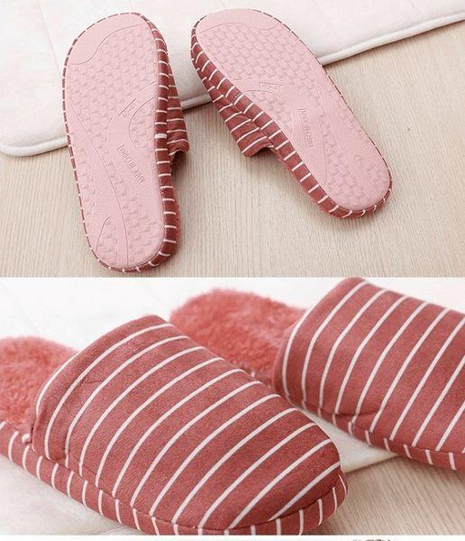 (e鞋院) 極簡線條舒適室內拖鞋