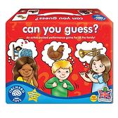 【英國 Orchard Toys】OT-050 兒童桌遊-人際互動 超級比一比