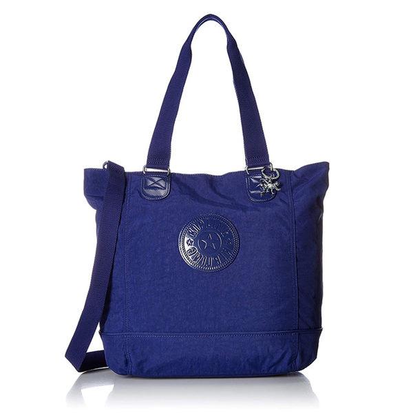 Kipling Shopper Combo手提肩背斜背托特包 藍色