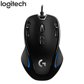 Logitech羅技 玩家級光學滑鼠G300s【愛買】