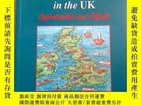 二手書博民逛書店DOING罕見BUSINESS in the UK 在英國做生意Y11897 TAYLOR WILEY 出版