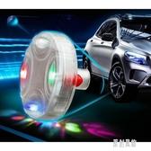太陽能氣門嘴帽燈輪轂燈汽車裝飾燈輪胎燈風火輪LED爆閃燈LED改裝燈LXY3376【原創風館】
