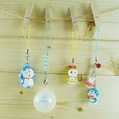 【震撼精品百貨】Doraemon_哆啦A夢~手機吊飾-不倒翁/水球/小叮鈴/手【共4款】