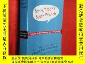 二手書博民逛書店Sorry,罕見I Don t Speak French: Co