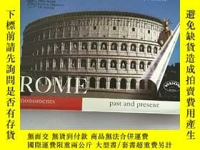 二手書博民逛書店ROME罕見Past and presentY246081 R.