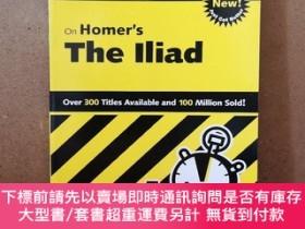 二手書博民逛書店CliffsNotes罕見On Homer s IliadY269331 Bob Linn New York,