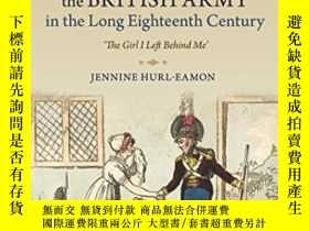 二手書博民逛書店Marriage罕見And The British Army In The Long Eighteenth Cen