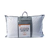 可水洗純棉熱熔棉彈力枕