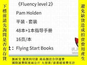 二手書博民逛書店紅火箭分級閱讀罕見英文原版 寶寶英語啓蒙閱讀 Fluency l