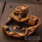 大號中國風高檔創意復古長城煙灰缸中式茶台...
