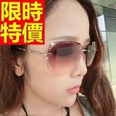 太陽眼鏡 偏光墨鏡 -好搭輕巧日韓防紫外線3色55s84[巴黎精品]