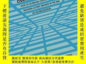 二手書博民逛書店Globalization罕見Culture And Branding: How To Leverage Cult