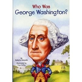 【人物傳記】WHO WAS GEORGE WASHINGTON ?