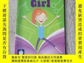 二手書博民逛書店Circus罕見Girl(Pearson Chapters)Y2