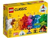 【愛吾兒】LEGO 樂高 Classic經典系列 11008 顆粒與房屋