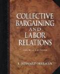 二手書博民逛書店《Collective Bargaining and Labou