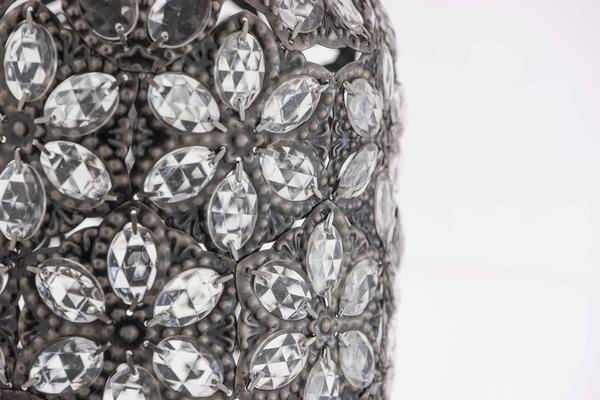 青古銅花瓣紋吊燈-BNL00071