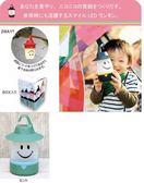 日本Smile LED油燈造型露營燈-綠色