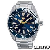 SEIKO 精工 4R36-06R0B (SRPC51J1) 機械 防水 男錶/藍/46mm