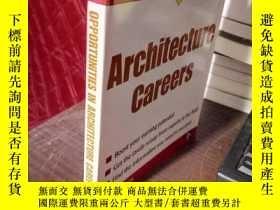 二手書博民逛書店Opportunities罕見in Architecture C