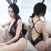 性感蕾絲兔女郎情趣內衣服小胸制服誘惑sm騷緊身包臀兔子激情套裝