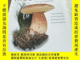 二手書博民逛書店the罕見pracctical mushroom encyclopedia ldentifying picking