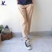 【下殺↘5折】American Bluedeer - 素面休閒長褲 春夏新款