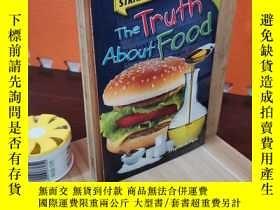 二手書博民逛書店Straight罕見Talk: The Truth about FoodY308064 Stephanie P
