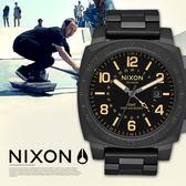 【人文行旅】NIXON | A1088-1256 Charger GMT 時尚手錶